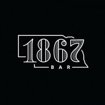 Lincoln, NE, an exhibition at the 1867 Bar, February 2020.