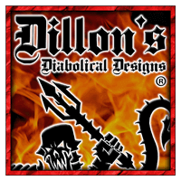 Dillon's Diabolical Designs® | The Artwork of Dillon Stienike